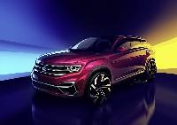 Volkswagen verstärkt die SUV-Offensive in den USA durch ein weiteres Modell
