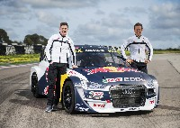 EKS Audi Sport startet mit neuem Paket in die Saison der Rallycross-WM 2018