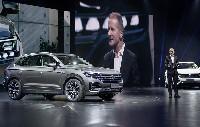 Volkswagen präsentiert den neuen Touareg