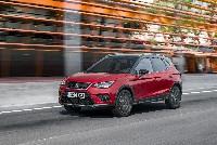Der neue SEAT Arona gewinnt den Red Dot Award