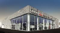 Österreichs größtes Audi Zentrum feierlich in Wien Liesing eröffnet
