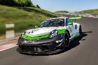 Der neue 911 GT3 R - R wie Rennversion