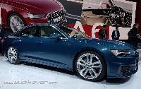 Österreich-Informationen zur neuen Audi A6 Limousine