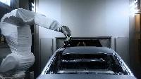 Audi erprobt Oversprayfreies Lackieren