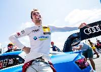 Audi-Pilot Frijns glänzt bei seinem DTM-Heimspiel