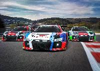 Audi will fünften Sieg bei den 24 Stunden Spa