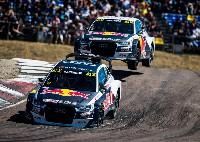 Rallycross: erster Übersee-Einsatz für EKS Audi Sport
