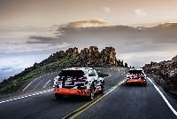 Audi e-tron-Prototyp im Rekuperationstest