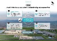 Audi Mexico produziert vollständig abwasserfrei