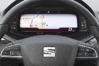 Virtuelles Cockpit feiert im SEAT Arona und SEAT Ibiza Premiere