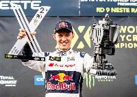 Erneuter Podiumserfolg für EKS Audi Sport in Riga