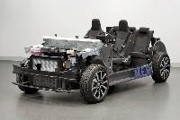 Weltpremiere des Modularen E-Antriebs-Baukastens