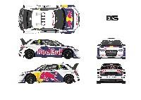 World RX Audi-Pilot Ekström erstmals bei Nitro World Games