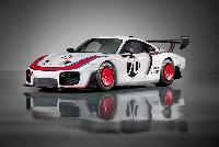 Exklusive Neuauflage des Porsche 935