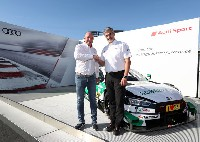 WRT wird Audi-Kundenteam in der DTM