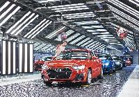 Audi A1: Produktionsstart bei SEAT in Martorell
