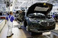 SEAT Tarraco Fertigung startet in Wolfsburg