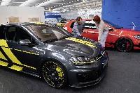 Wörthersee-GTI im AutoMuseum Volkswagen