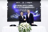 Volkswagen steigt bei Baidu-Plattform Apollo ein