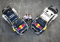 Rallycross-WM: Audi-Piloten kämpfen um Vizetitel