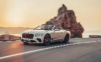 Brandneuer Bentley Continental GT Convertible