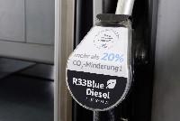 R33 BlueDiesel hilft CO2-Emissionen von Flotten zu senken