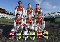 Audi bestätigt Fahrer für die DTM