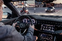 Vom Fahrerlebnis zur Erlebnisfahrt: Audi auf der CES 2019