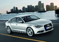Mit rund 312.600 Auslieferungen bestes erstes Quartal für Audi