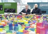Gründung der Audi Urban Future Initiative