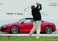 Audi erweitert sein Engagement im Golfsport