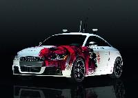 ",,Selbsterfahrung"" in Genf: Technikträger ,,Audi Urban Mobility"" fährt ohne Fahrer"
