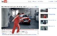 Audi-Fans suchen den Tank