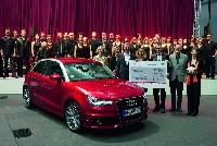 Audi spendet für Kinder- und Jugendhospiz