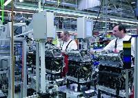 20 Millionen Motoren in Györ produziert