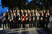 Audi Business Cup: 25 erfolgreichste Audi Partner ausgezeichnet