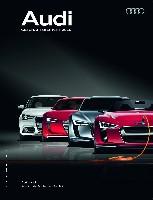 Audi-Geschäftsbericht gewinnt Platin und Gold beim 2010 Vision Award