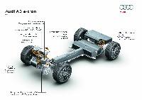 Der Technikträger Audi A3 e-tron - Allrounder für den urbanen Alltag