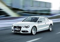 Schönheit, Kraft und Effizienz - der neue Audi A5