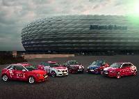 Audi Cup: Ehrung des wertvollsten Spielers