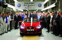 Start der Produktion bei Volkswagen in Osnabrück