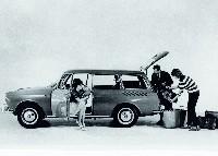 50 Jahre Volkswagen Variant auf der Techno Classica in Essen