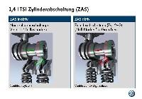 VW präsentiert neuste Effizienztechnologie