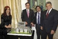 Auftakt für die Errichtung des Ferdinand Porsche Instituts in Argentinien