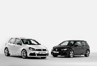 Vier neue Variationen des Golf R auf dem Genfer Automobilsalon