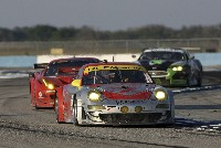 American Le Mans Series, 2. Lauf in Long Beach, USA