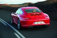 Porsche auf der IAA 2011 in Frankfurt mit vier Weltpremieren