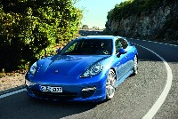 Porsche bei der greenEXPO11 in Wien