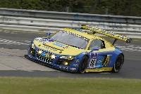 DTM-Stars am Steuer des Audi R8 LMS