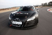 Audi race experience greift wieder an